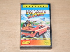 Road Blasters by Erbe Software - Spanish Issue