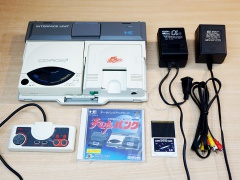 PC Engine + CD Rom Duo Set