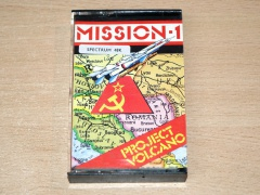 Mission 1 : Project Volcano by MIssion Software