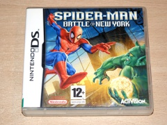 Spiderman : Battle For New York by Activision