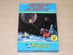 Journey To The Planets by Roklan Software *Nr MINT