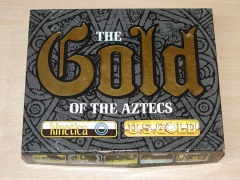 Gold Of The Aztecs by Kinetica / US Gold