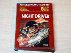 ** Night Driver by Atari