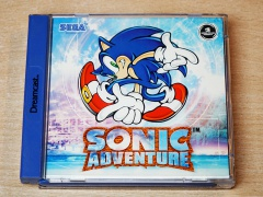 ** Sonic Adventure by Sonic Team / Sega