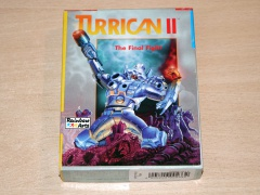 Turrican II : The Final Fight by Rainbow Arts