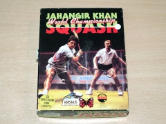 Jahangir Khan World Championship Squash by Krisalis