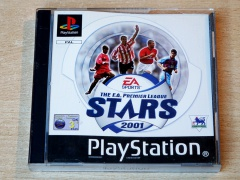 ** The F.A. Premier League Stars 2001 by EA
