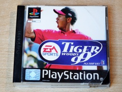 ** Tiger Woods 99 PGA Tour Golf by EA