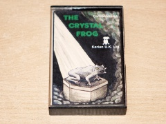 The Crystal Frog by Kerian UK Ltd