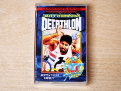 Daley Thompson's Decathlon by The Hit Squad