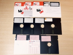 ** Collection of C64 Discs