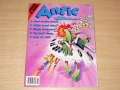 Antic Magazine - November 1983