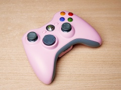 Xbox 360 Wireless Controller - Pink